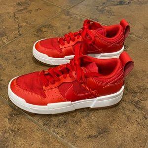 WORN ONCE ❗️Women's Nike Dunk Low Disrupt